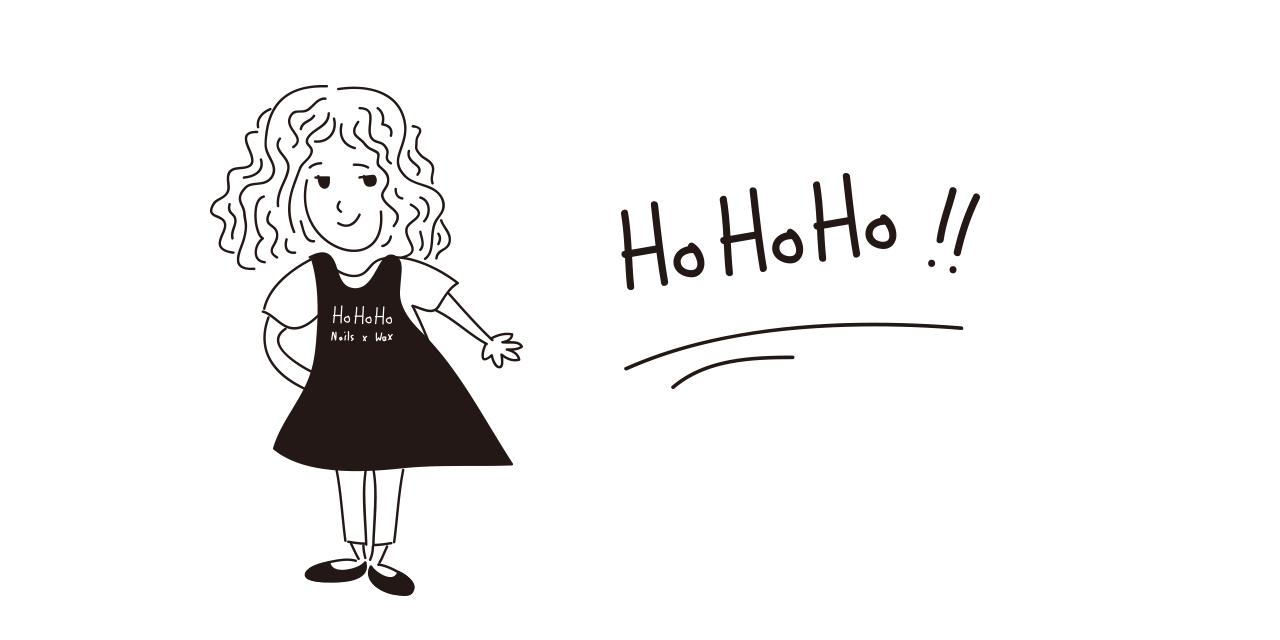 品牌故事 About Us X hohohonails